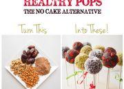 Healthy Pops - The No-Cake Alternative