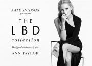 Kate Hudson LBD Collection for Ann Taylor