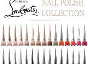 Christian Louboutin Nail Polish Collection