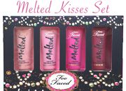 Too Faced Melted Kisses Set