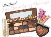 Too Faced Semi Sweet Spring Collection 2015