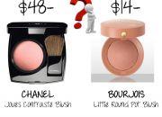 Hmmm...Chanel & Bourjois