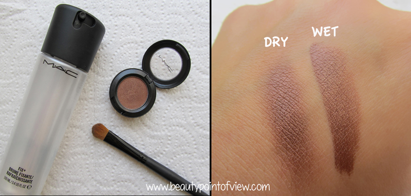 Dry - Wet Eyeshadow