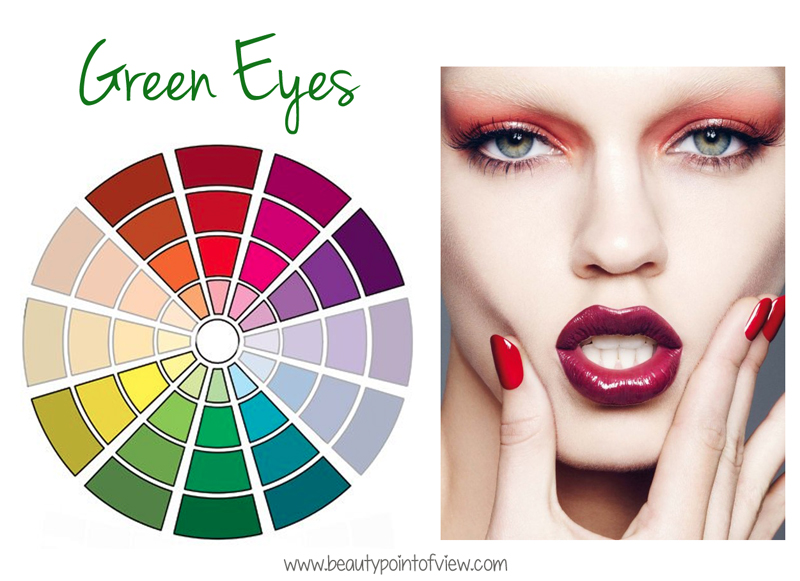 How to make your natural eye color stand out beauty for Colors that pop out