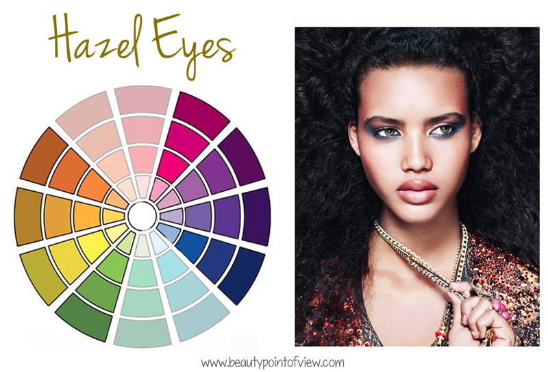 How To Make Your Natural Eye Color Stand Out Beauty Point Of View
