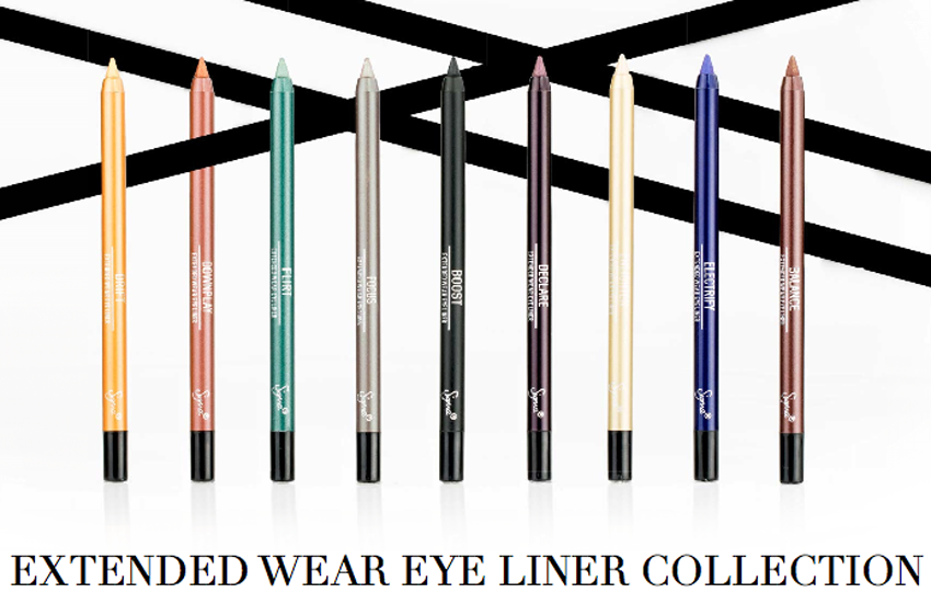 Sigma Extended Wear Eyeliners