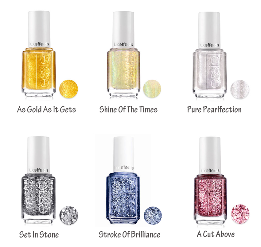 ESSIE Luxeffects Nail Polish - Beauty Point Of View