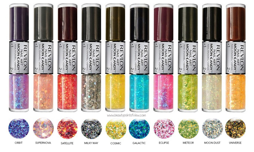 RevlonMoonCandyCollection