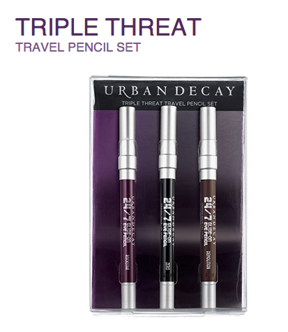 Urban Decay Triple Threat