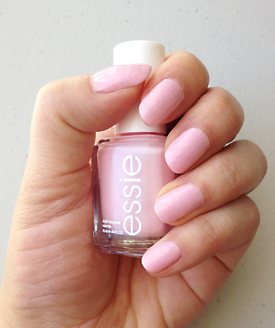 Pink Nail Polish - Breast Cancer Awareness Month - Beauty Point Of View