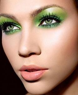 makeup-green