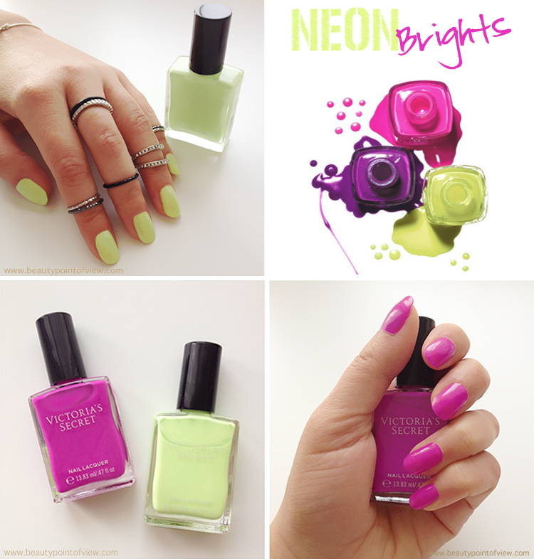 Neon Brights Nail Polish - Beauty Point Of View