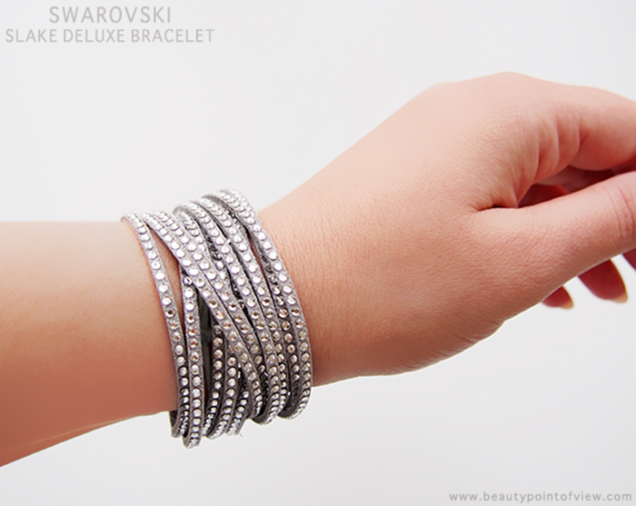 Swarovski Slake Bracelet Beauty Point Of View