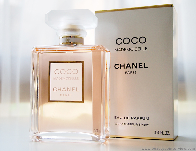 chanel coco mademoiselle beauty point of view