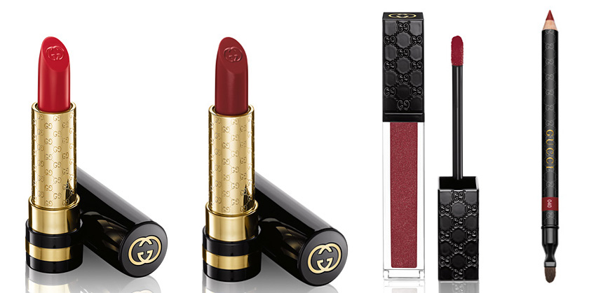 Gucci Lip Products
