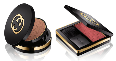 Gucci Bronzer & Blush
