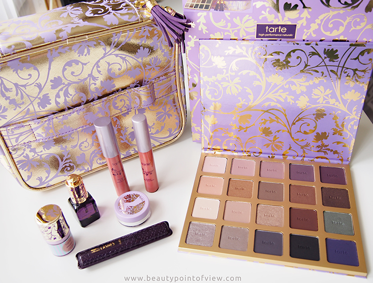 Tarte Bon Voyage Collector's Set & Travel Bag