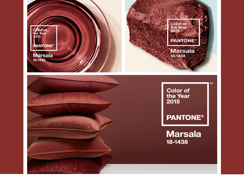 Pantone color of the year 2015 marsala beauty point of view - Pantone 2015 marsala ...