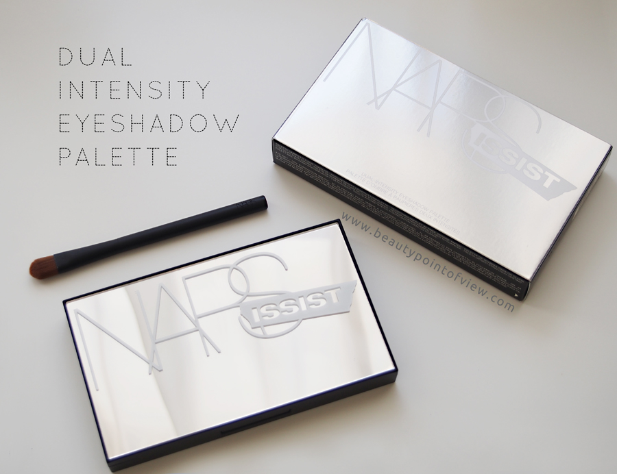 Narsissist Dual Intensity Eyeshadow Palette