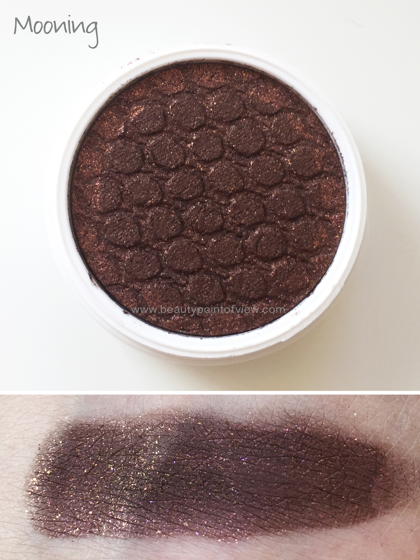 Colourpop Super Shock Eyeshadows - Mooning