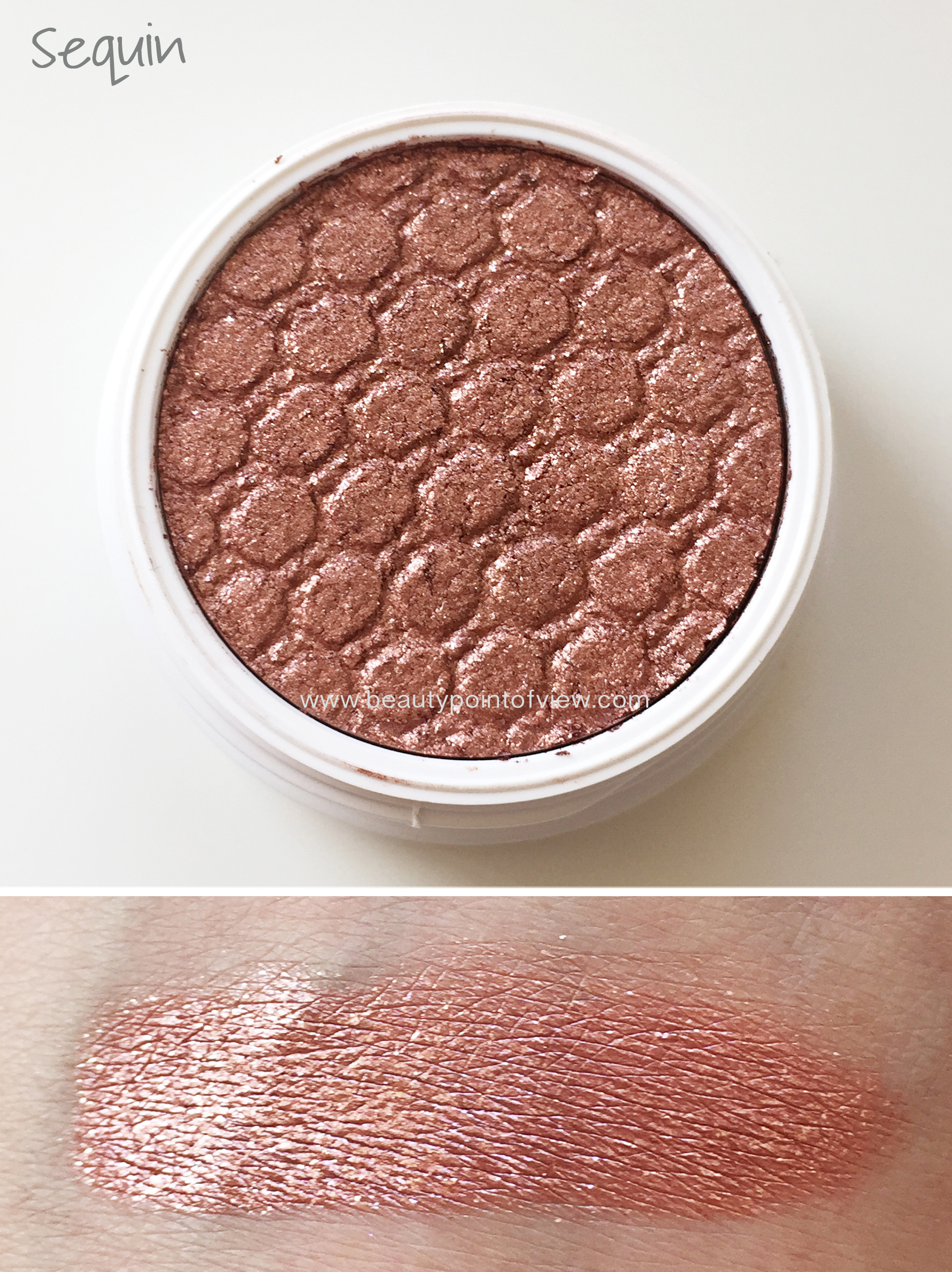 Colourpop Super Shock Eyeshadows - Sequin