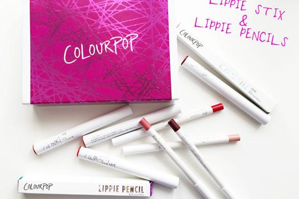 Colourpop Lip Products