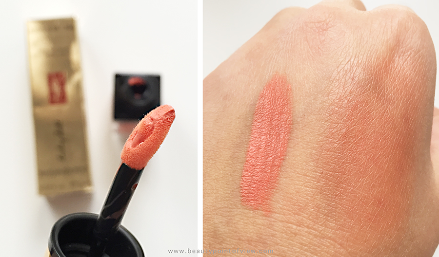 YSL Baby Doll Kiss & Blush #7