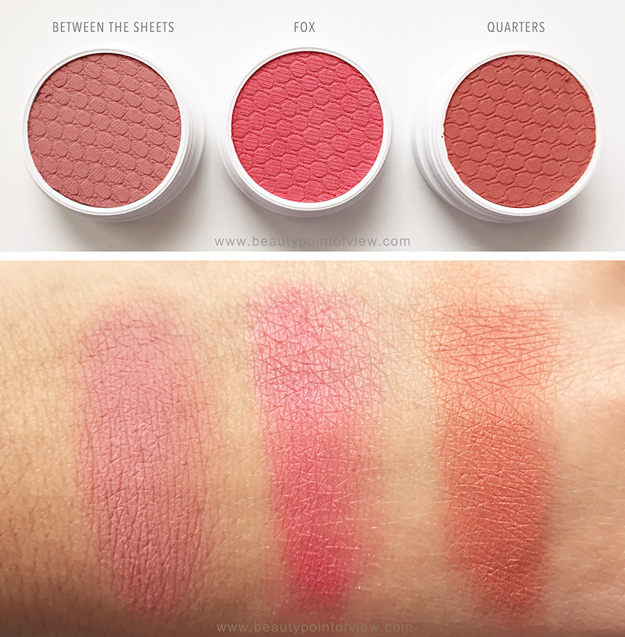 Colourpop Blushes