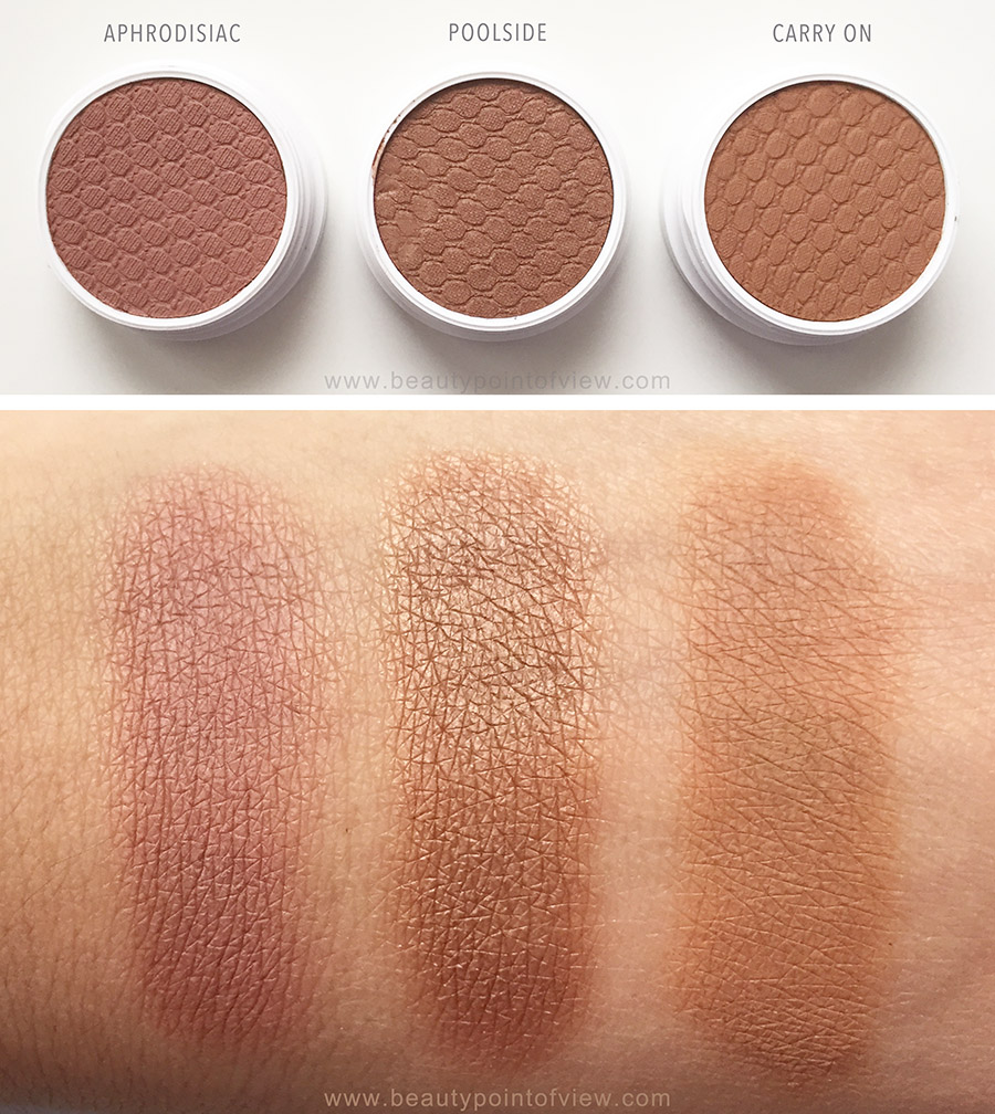 Colourpop Bronzers