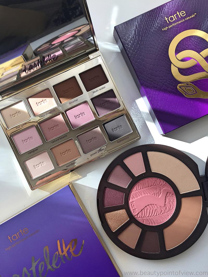 Tarte Cosmetics Palettes