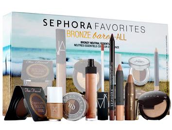 Sephora Bronze Bares All Set
