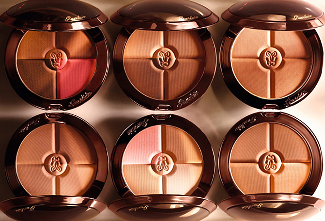 Product Series: Face Bronzers
