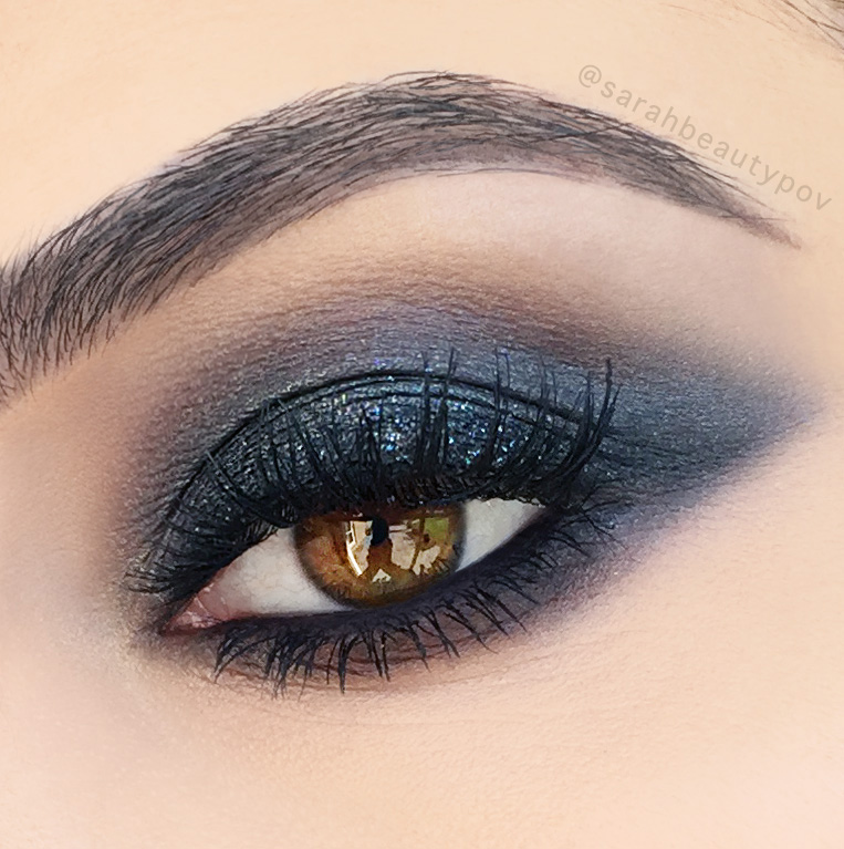 Sultry Smoky Eye tutorial
