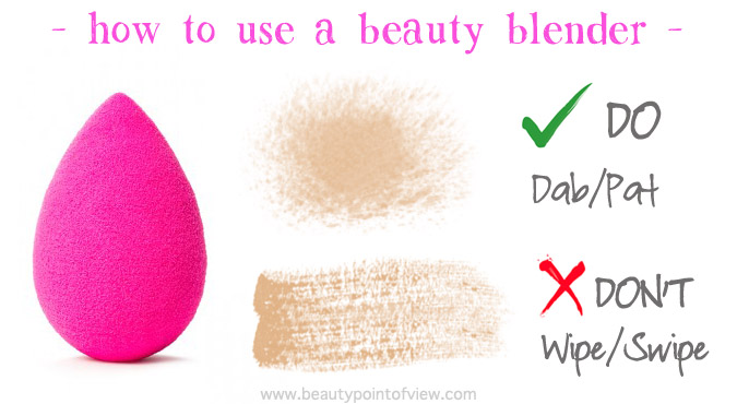 Beauty Blender Tips and Tricks
