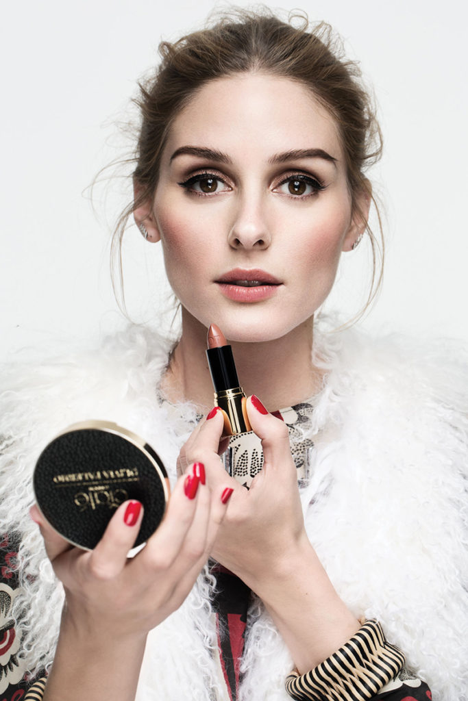 Olivia Palermo Ciate London Makeup Collection