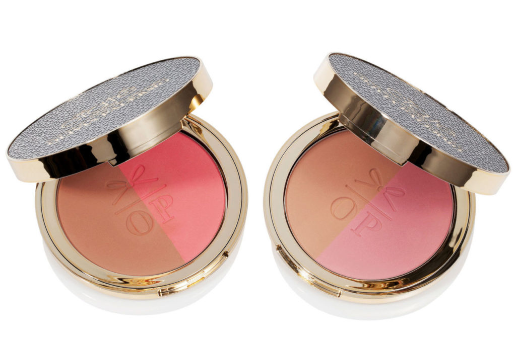 Cheekbone Cheat Blusher/Bronzer Duos in Bluff Point and Seaside Park, $32