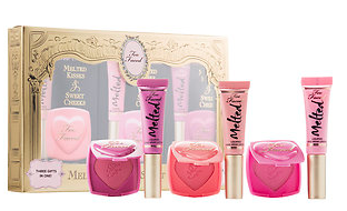 Too Faced Kisses & Sweet Cheeks Set