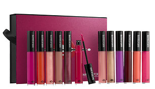 Makeup Forever Plexi Gloss Set