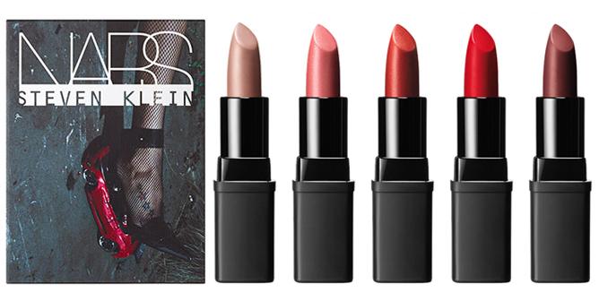 NARS x Steven Klein Killer Heels Mini Lipstick Set