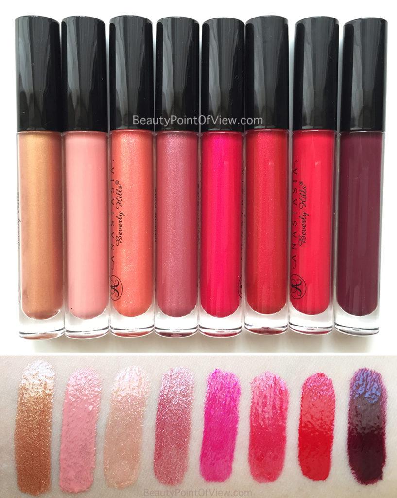 Anastasia Beverly Hills Lustrous Lipgloss Set