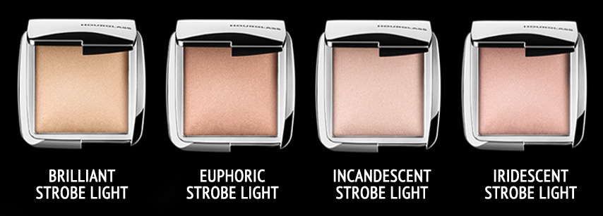 Hourglass Ambient Strobe Lighting Powders