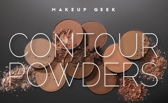 Makeup Geek Contour Powders
