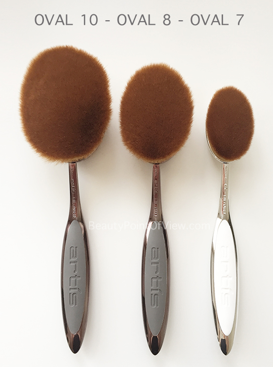 Artis Oval Brush Collection