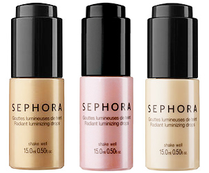 Sephora Radiant Luminizing Drops