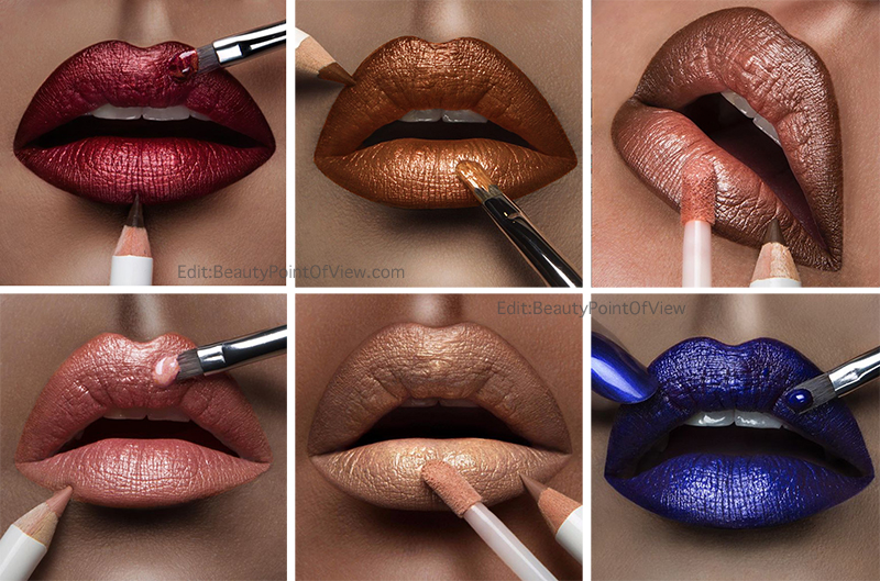 OCC Metallic Lip Tars