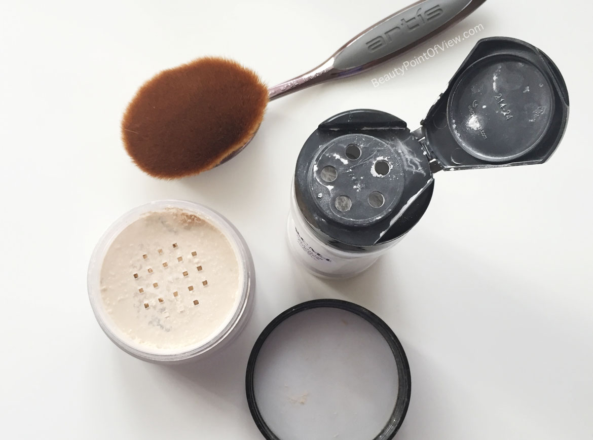 Laura Mercier vs RCMA Setting Powder