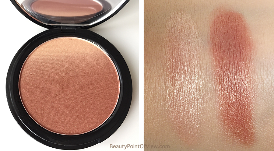 NYX Ombre Blush Nude To Me