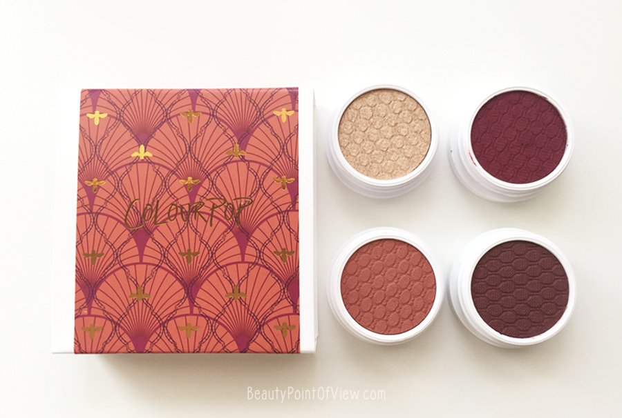 Colourpop Zingara Quad