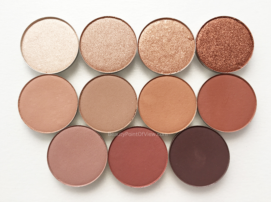 Colourpop Pressed Powder Eyeshadows