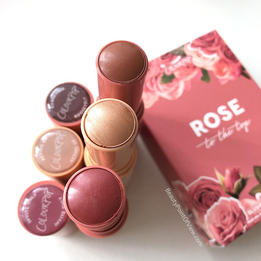 Colourpop Blush Lite Stix Beauty Point Of View